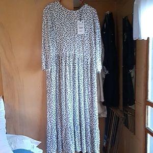 Zara Dresses - Zara The Polka Dot Dress, Sz. XS